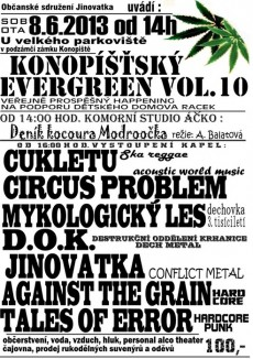 Konopíšťský Evergreen Vol. 10